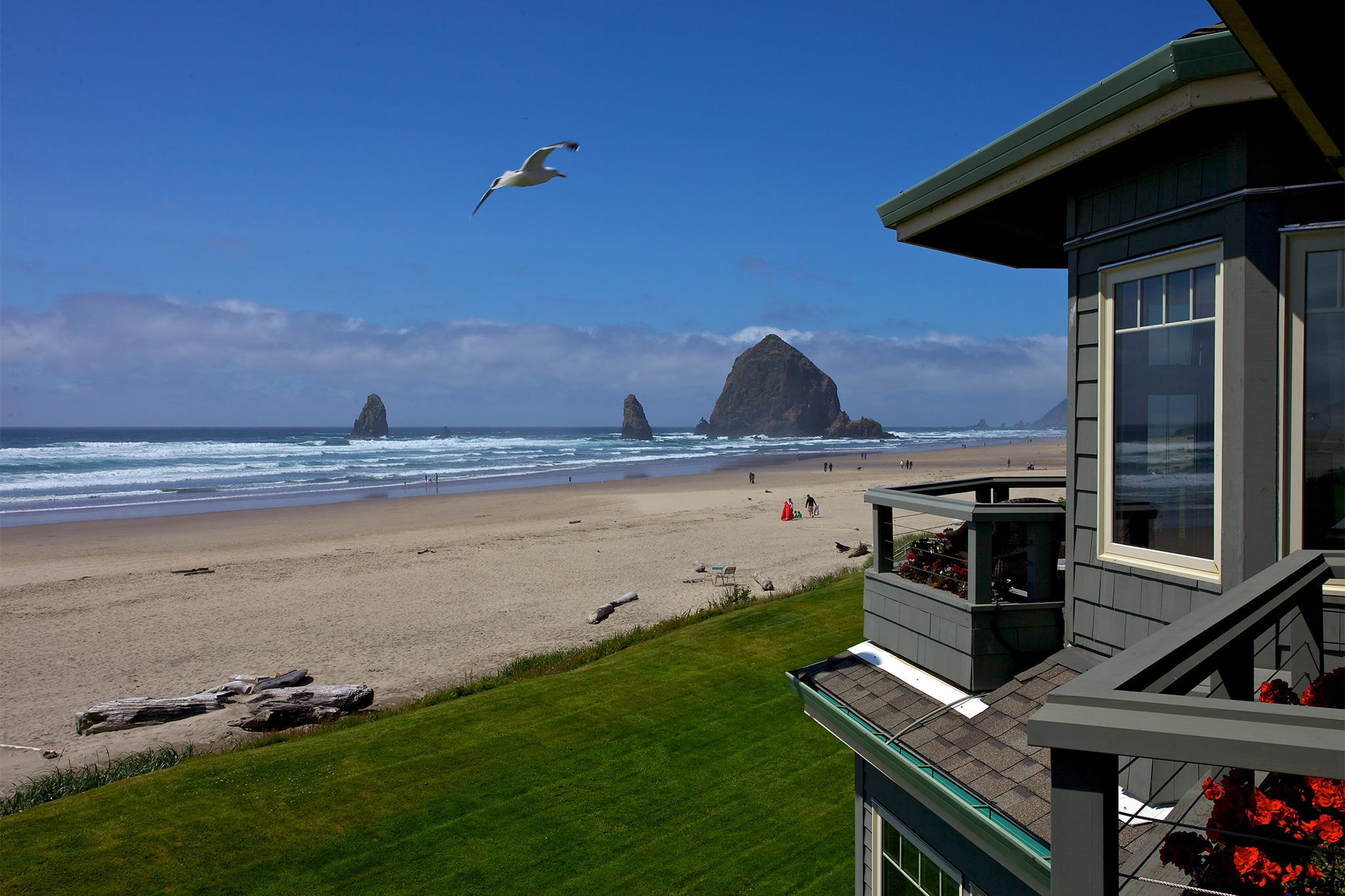 Discover The Inn Stephanie Oceanfront Hotel In Cannon Beach Oregon
