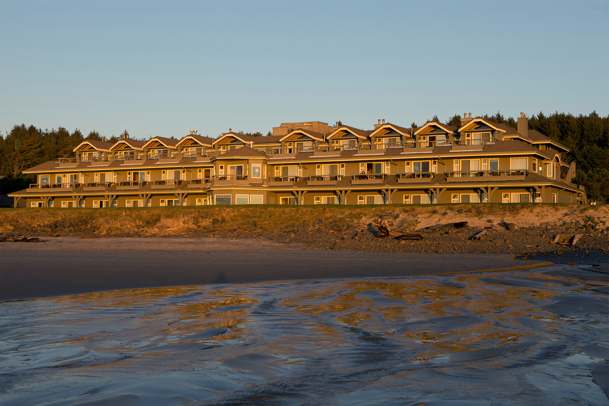 Cannon- Beach - Oceanfront Hotel -Stephanie Inn