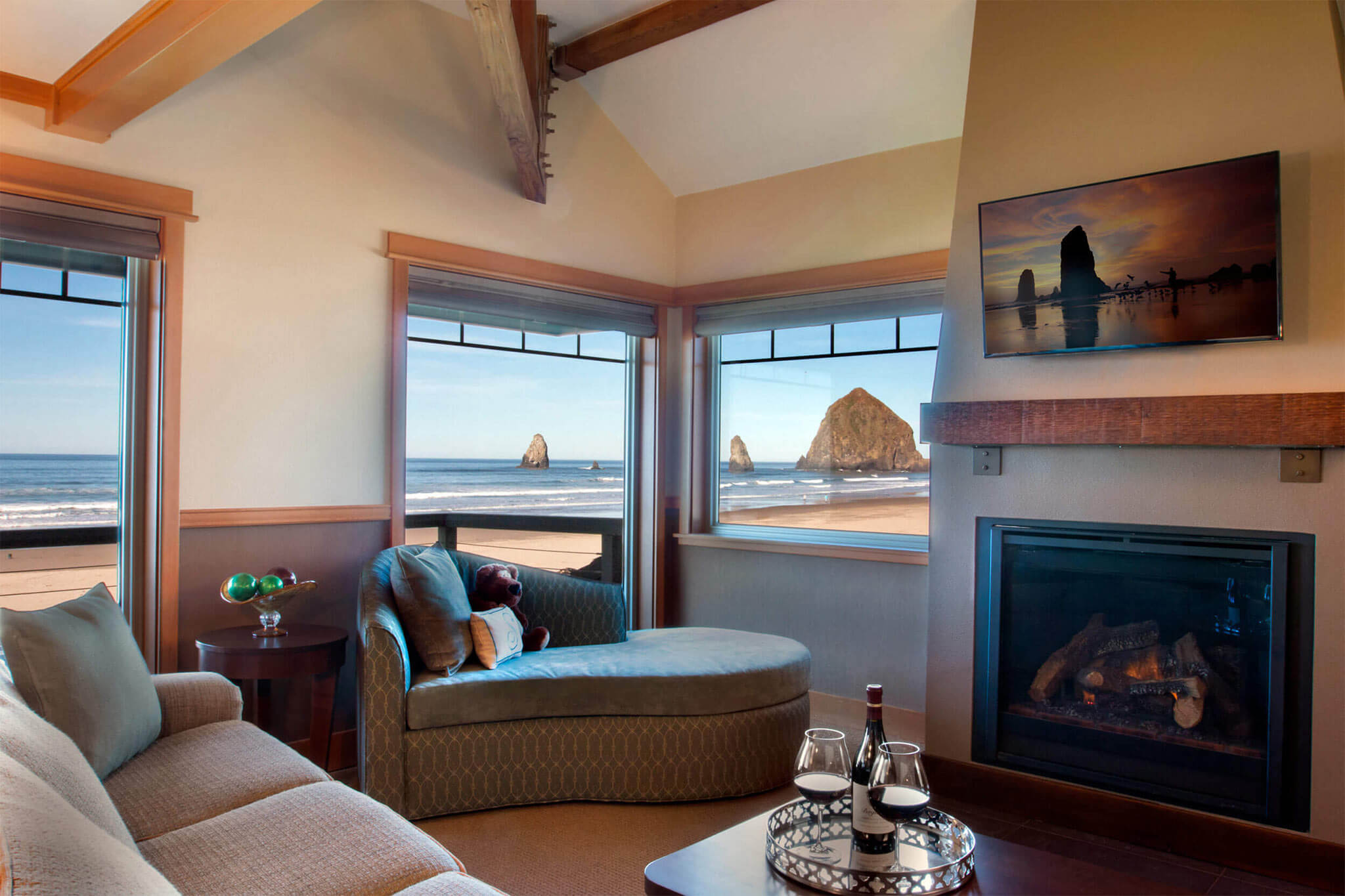 Stephanie inn cannon beach oceanfront hotel
