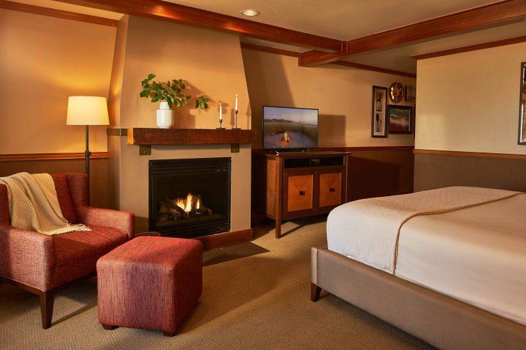 Oceanfront King room