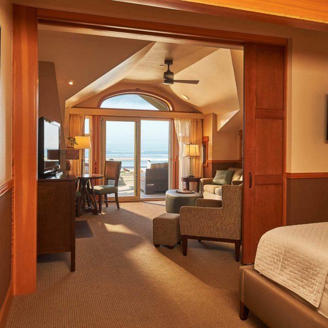Oceanfront Room - Stephanie Inn - Oceanfront Hotel in