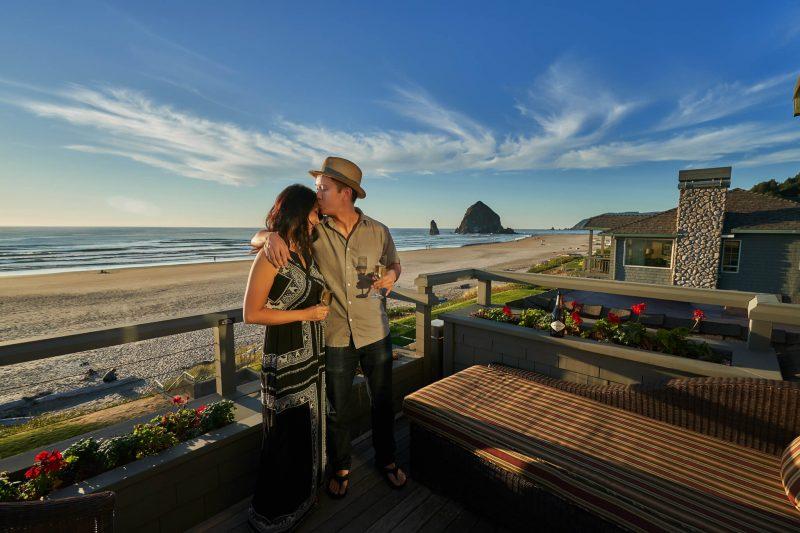 Romantic weekend at the Stephanie Inn