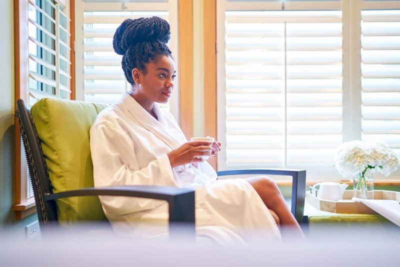 Relax at The Stephanie Inn Spa