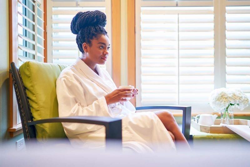 Relax at The Stephanie Inn Spa