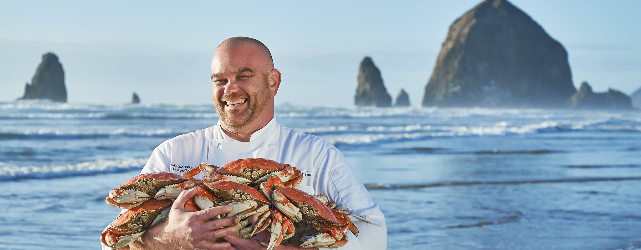 Fresh crab, just for you!